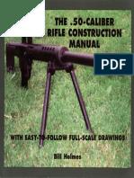 50 caliber rifle construction manual