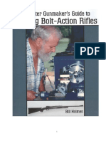 The Master Gunmakers Guide To Building Bolt-action Rifles Pdf