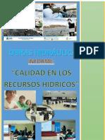 Informe de Calidad de Agua Obras Hidraulicas (1)