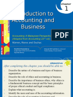 PP for Chapter 1 - Introduction to Accounting - Final
