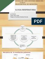 FISIOLOGIA RESPIRATORIA-GRUPO2