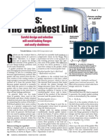 Gaskets-The Weakest Link- Article From Chemical Engineering June-2005