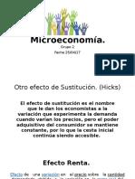 Microeconomía Grupo 2 Ppt