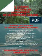 las3etapasdelprocesodesaneamientoagrario-160802140910
