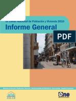 Censo 2010 Volumen I, Rep. Dom.