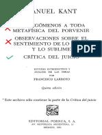 08 Crítica Del Juicio - 1991