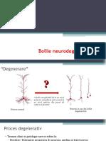 Boli Neurodegenerative 2017 - Febr