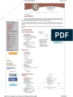 Human Factors PFMEA