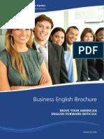 Business English Brochure