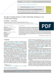 2014 - The effect of website features in online relationship marketing.pdf