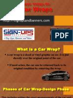 Houston Car Wraps