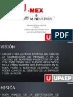 U-MEX & ATOM Industries