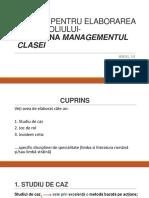 Info Portofoliu Managementul Clasei_an III
