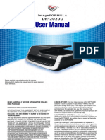 DR 2020U UserManual