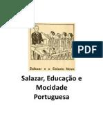 Salazar, Educação e Mocidade Portuguesa