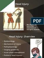 08. Head Injuries
