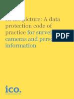 Cctv Code of Practice onfo