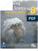 Exploring Science 8