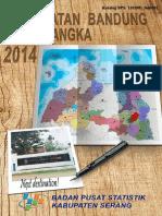 Kecamatan Bandung Dalam Angka 2014
