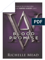 Blood Promise (Vampire Academy, #4) by Richelle Mead