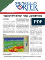 AOGR Pressure Prediction Helps Guide Drilling - Alan R Huffman - Sep 2011