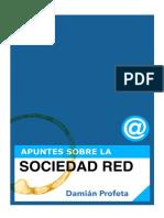 Apuntes Sobre La Sociedad Red - Damian Profeta