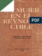 """Chile, """"La mujer y la vida religiosa"""""""