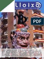 LLOIXA. Número 131, juny/junio 2010. Butlletí informatiu de Sant Joan. Boletín informativo de Sant Joan