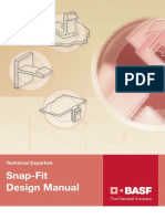 BASF Snap Fit Design Guide