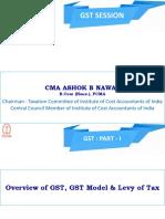 GST Presentation Really Helpfull-2017