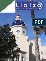 LLOIXA. Número 152, maig/mayo 2012. Butlletí informatiu de Sant Joan. Boletín informativo de Sant Joan