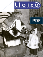 LLOIXA. Número 159, gener/enero 2013. Butlletí informatiu de Sant Joan. Boletín informativo de Sant Joan