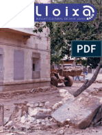 LLOIXA. Número 157, novembre/noviembre 2012. Butlletí informatiu de Sant Joan. Boletín informativo de Sant Joan