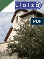 LLOIXA. Número 158, desembre/diciembre 2012. Butlletí informatiu de Sant Joan. Boletín informativo de Sant Joan