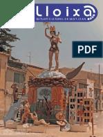 LLOIXA. Número 153, juny/junio 2012. Butlletí informatiu de Sant Joan. Boletín informativo de Sant Joan