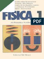 Física 1 a v Piorishkin N a Rodina
