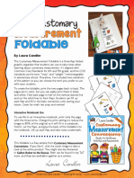 Measurement Foldable Free