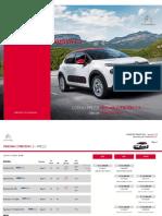 Citroën C3 | Listino prezzi