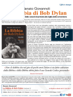 La Bibbia di Bob Dylan