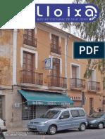 LLOIXA. Número 168, novembre/noviembre 2013. Butlletí informatiu de Sant Joan. Boletín informativo de Sant Joan
