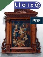 LLOIXA. Número 181, maig/mayo 2015. Butlletí informatiu de Sant Joan. Boletín informativo de Sant Joan