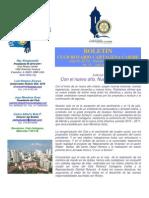 CLUB ROTARIO CARTAGENA CARIBE Boletin_No_16_de_JULIO