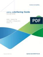 XN-L Interfacing Guide (3)