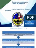 diapositivas normas sabs bolivia