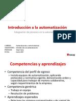 C3 Integración de La Automatización