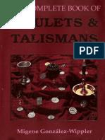 The Complete Book of Amulets & Talismans by Migene González-Wippler (1991).pdf