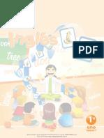Livro de Ingles IESDE 01 - Primeiro ano
