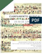 Campamento Musical Verano 2017