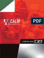 Calm Catalogo2008