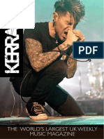 Kerrang Advertising Rates